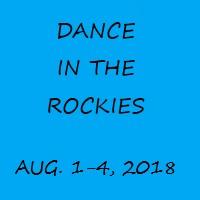 Dance in the Rockies 2018