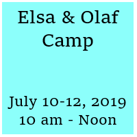 Elsa & Olaf's Dance Camp