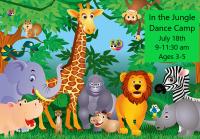 In The Jungle Dance Camp