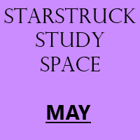 Starstruck Study Space - May