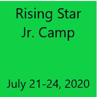 Rising Star Jr. Camp