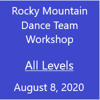 Rocky Mountain Dance Team Workshop - All Levels